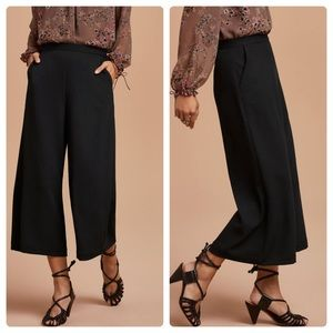 Aritzia Wilfred Lalemant Black Crop Pant